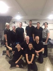 Brisbane Full time Myotherapy - September 2017