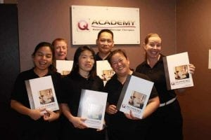 Gold Coast Full Time Myotherapy - July 2017