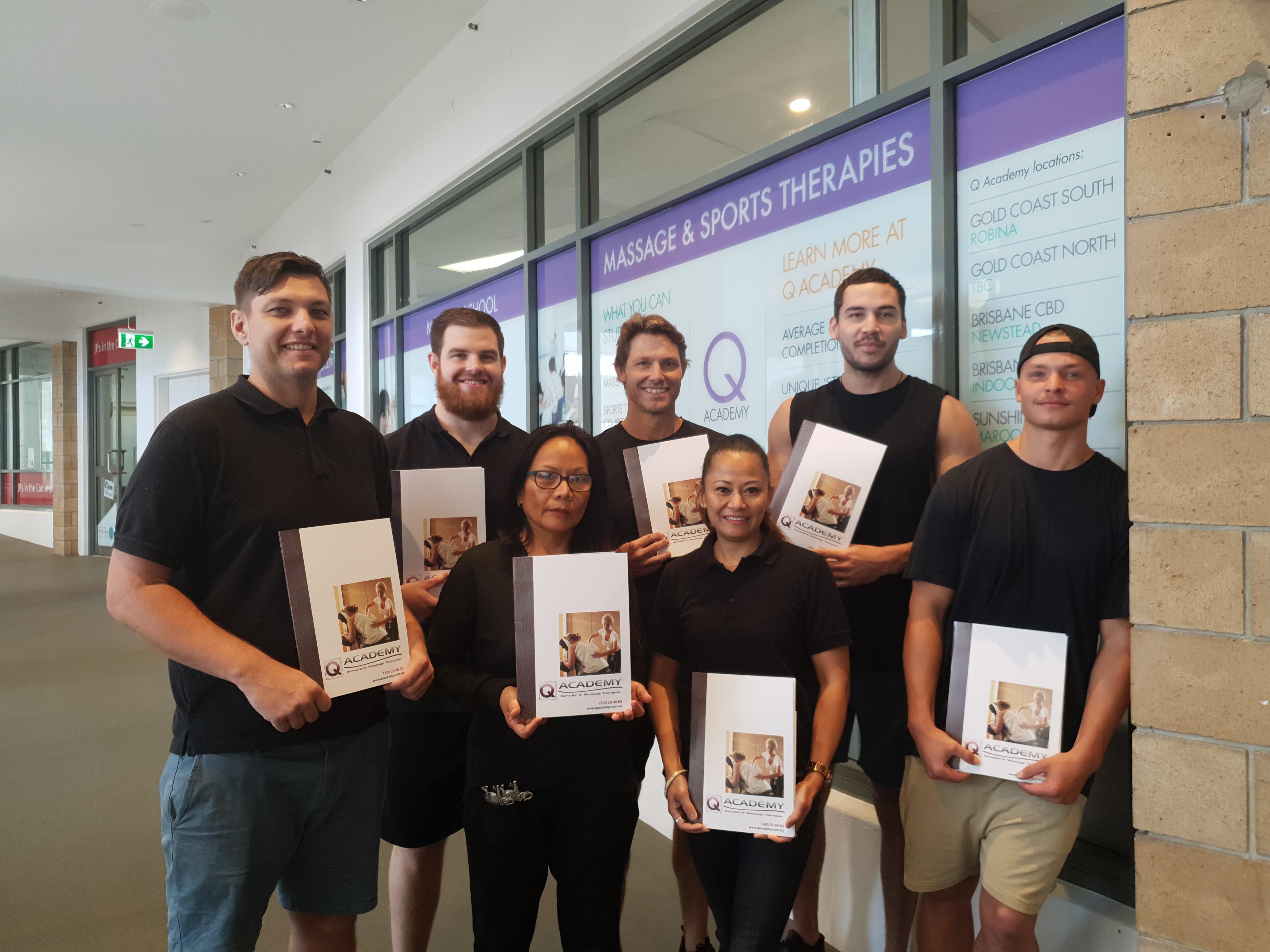 Gold Coast March 2020 Graduates