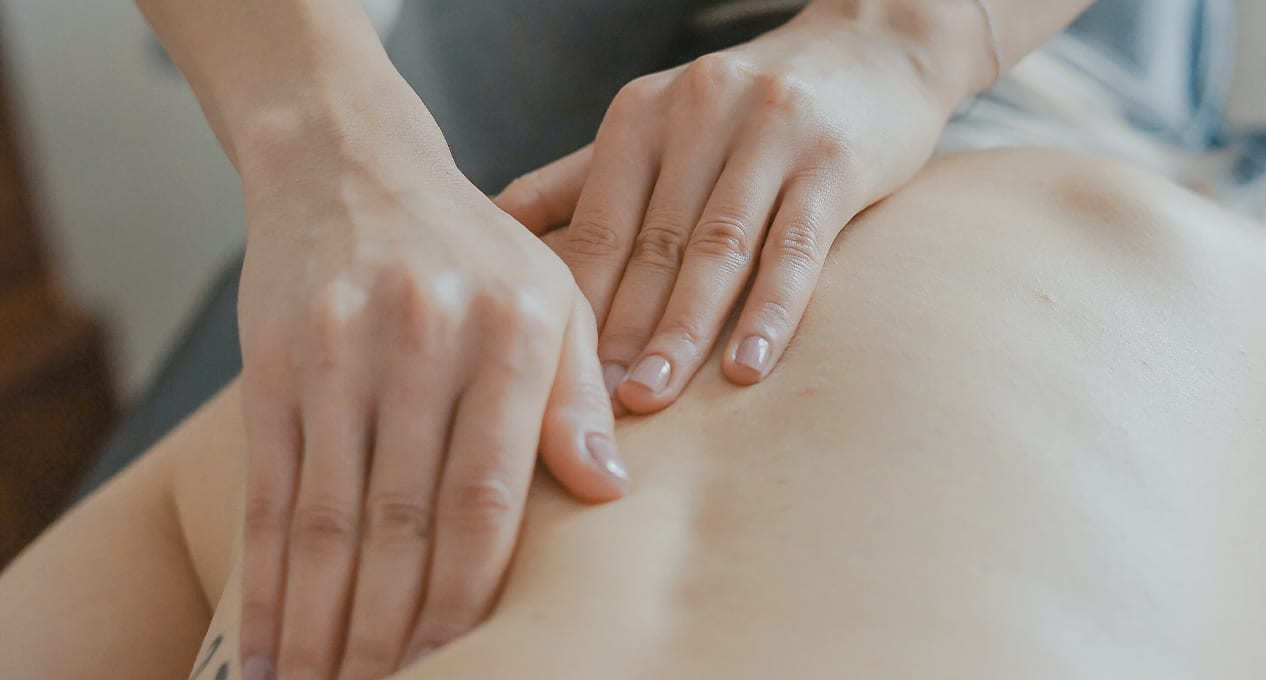 Stay productive while social distancing by learning massage online