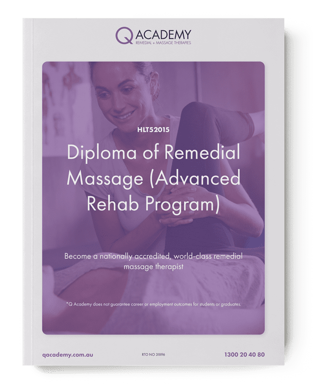 Diploma of Remedial Massage (Advanced Rehab)