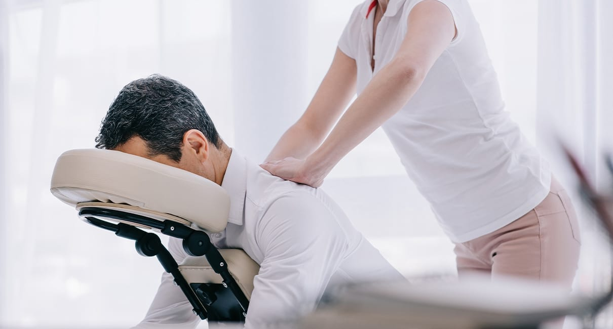 Advanced Seated Massage | On-Campus Short Course