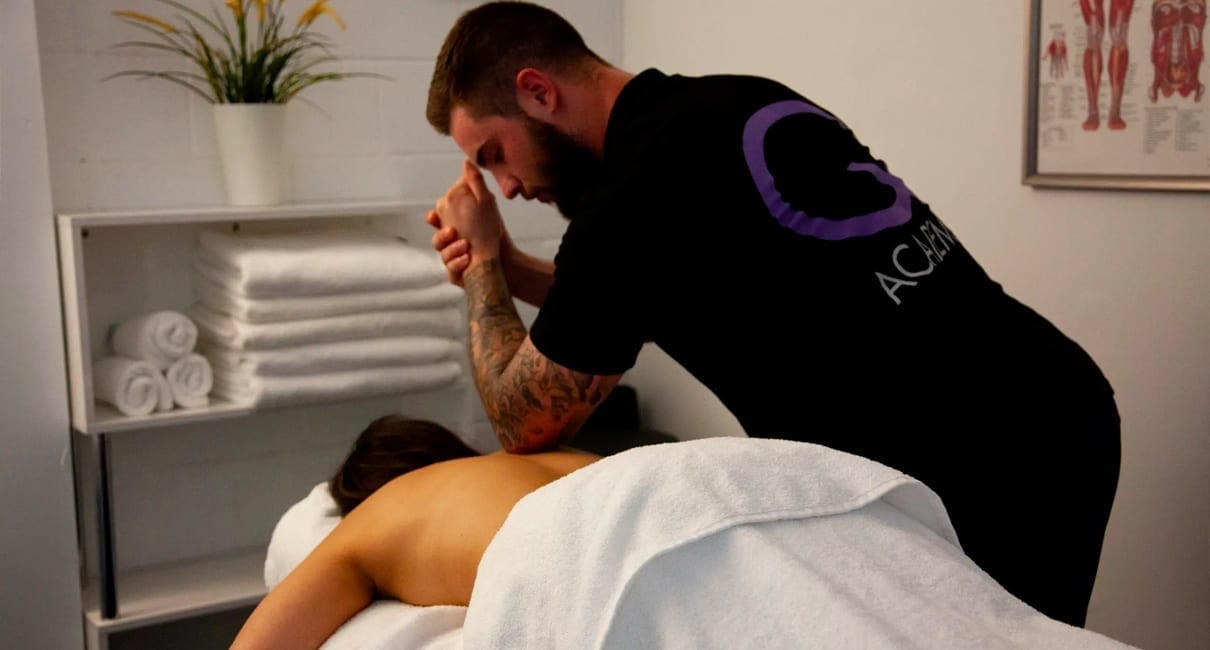 Diploma of Remedial Massage Online