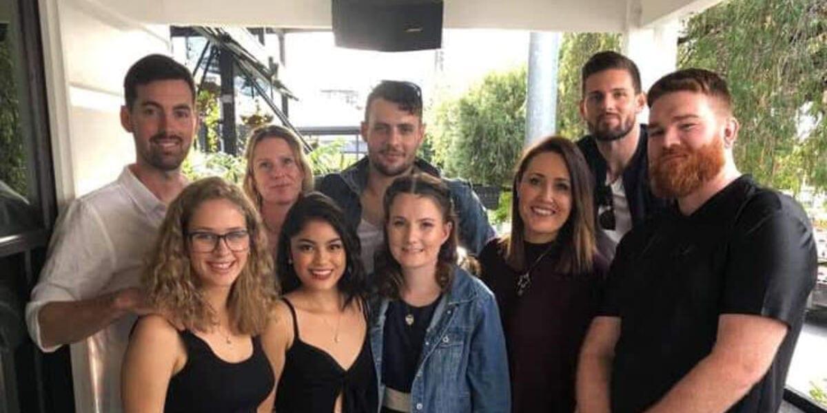 Brisbane 2019 July Graduates Q Academy